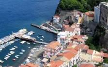 Itinerario settimana penisola Sorrento