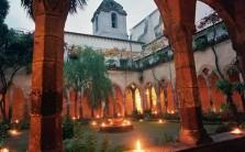 Matrimonio chiostro san francesco Sorrento