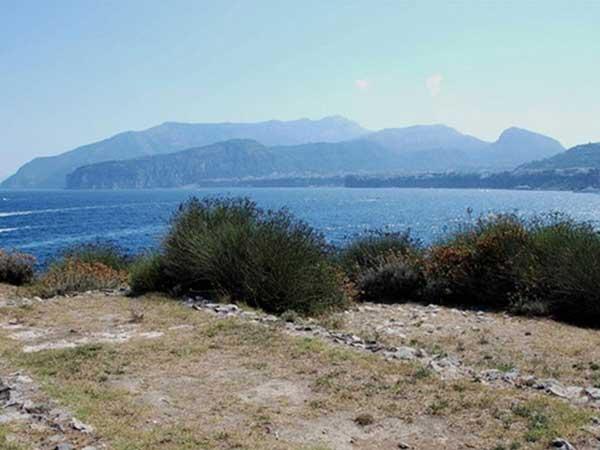 Le ville romane della penisola sorrentina sorrento dreaming - Bagno della regina giovanna ...