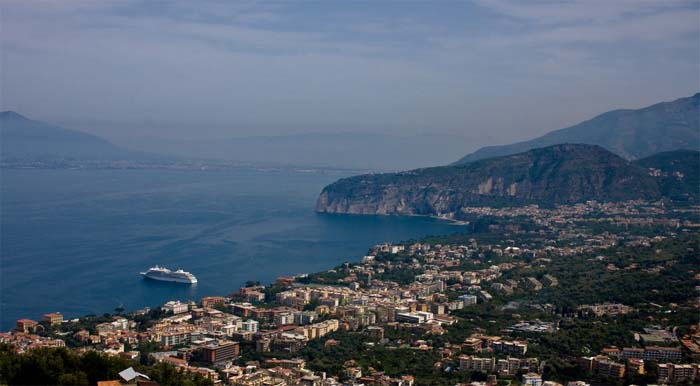 Panorama di Sorrento